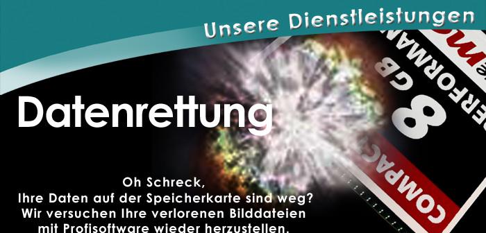Datenrettung von Foto Seitz in Nürnberg