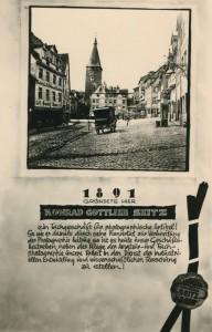 Foto Seitz Chronik 1891 Konrad