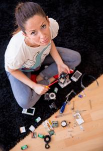 Reparaturen von Fotogeräten bei Foto Seitz