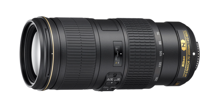 AF-S FX NIKKOR 70-200mm f4 G ED VR