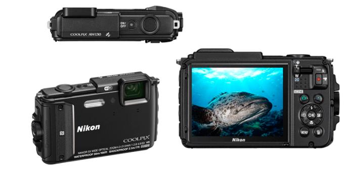 Nikon COOLPIX AW130 bei Foto Seitz