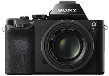 Sony Alpha 7R bei Foto Seitz in Nürnberg