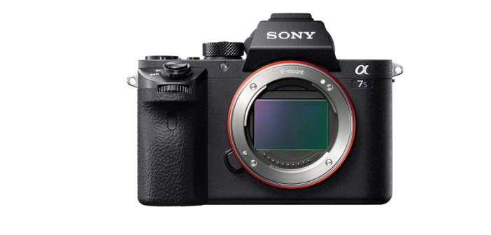 Sony Alpha 7S II bei Foto Seitz