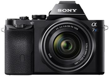 Sony Alpha 7S bei Foto Seitz in Nürnberg
