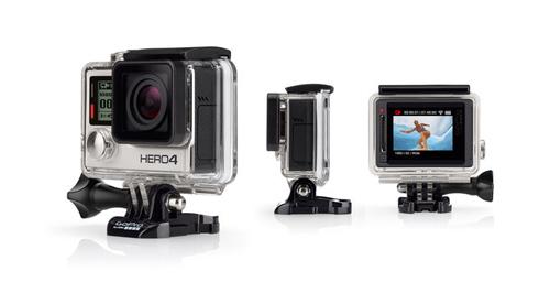 GoPro HERO4 Silver Edition jetzt bei Foto Seitz