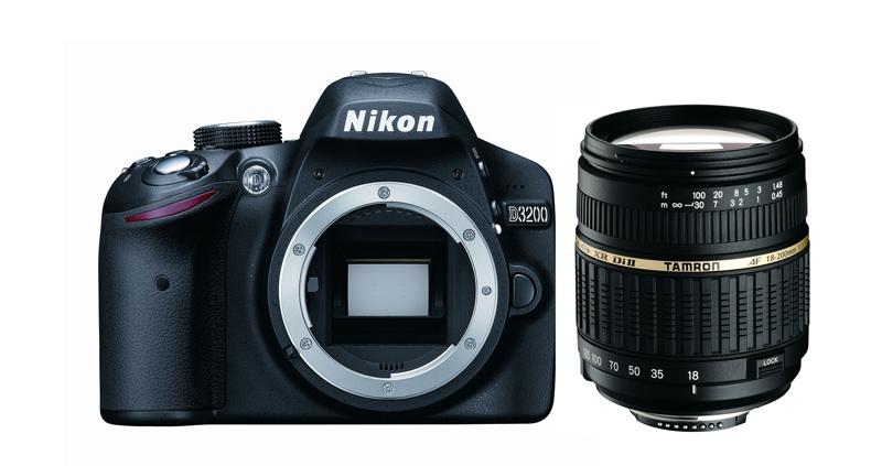 Nikon D3200 bei Foto Seitz
