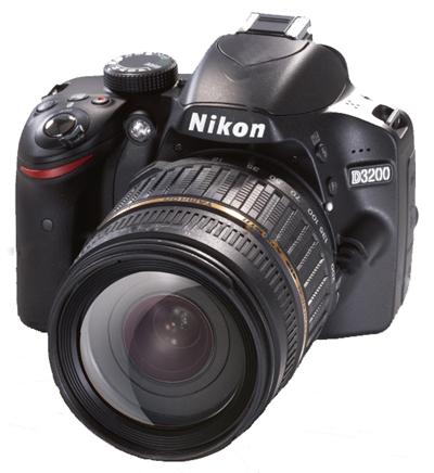 Nikon D3200 bei Foto Seitz in Nürnberg