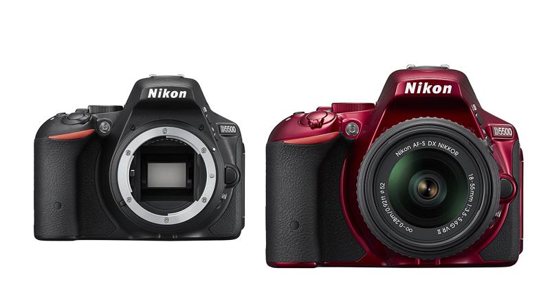 Nikon D5500 bei Foto Seitz