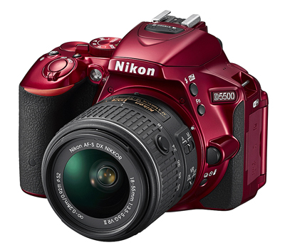 Nikon D5500 bei Foto Seitz in Nürnberg