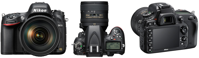 Nikon D610 jetzt bei Foto Seitz in Nürnberg