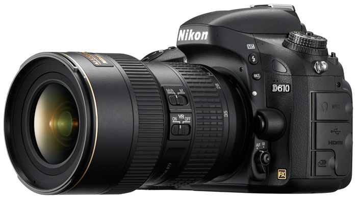 Nikon D610 jetzt kaufen bei Foto Seitz in Nürnberg