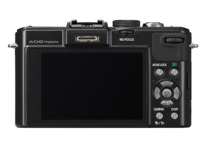 Panasonic DMC-LX7 bei Foto Seitz in Nürnberg Innenstadt