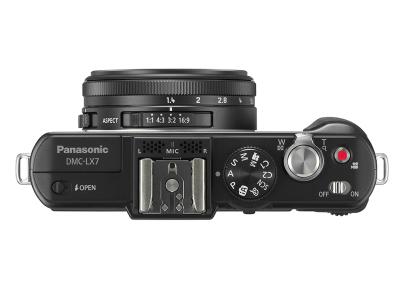 Panasonic DMC-LX7 bei Foto Seitz jetzt kaufen