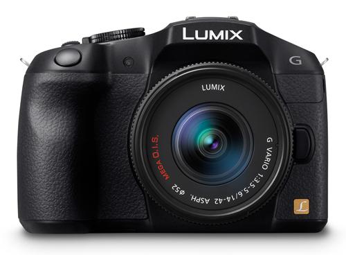 Panasonic Lumix DMC-G6 jetzt bei Foto Seitz in Nürnberg
