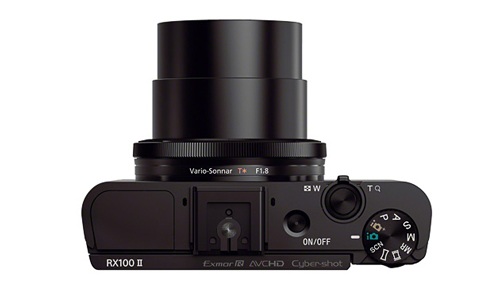 Sony DSC-RX100 II bei Foto Seitz Nürnberg Innenstadt