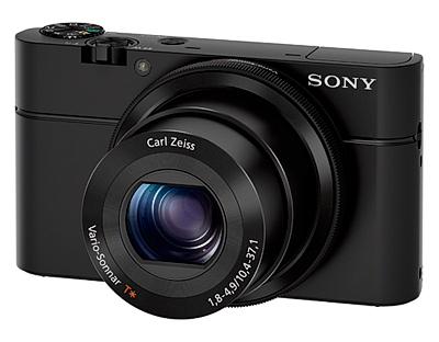 Sony DSC-RX100 jetzt bei Foto Seitz in Nürnberg