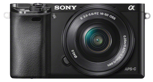 Sony a6000 bei Foto Seitz in Nürnberg