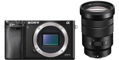 Sony a6000 bei Foto Seitz in Nürnberg Innenstadt