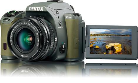Pentax K-S2 Sport-Wetterfest Outdoor Digitalkamera bei Foto Seitz