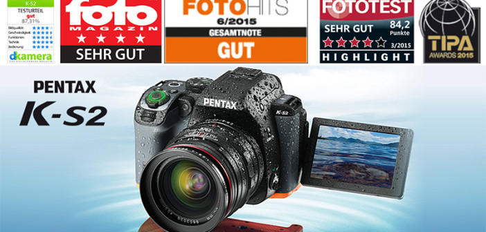 Pentax K-S2 Wetterfest digitalkamera bei Foto Seitz