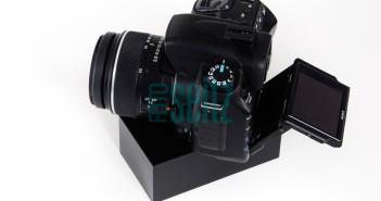 Sony Alpha 300 mit 18-55mm bei Foto Seitz
