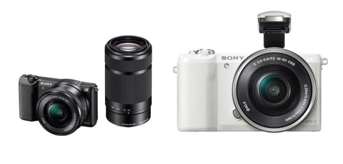 Sony Alpha 5100 jetzt NEU bei Foto Seitz