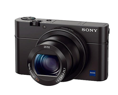 Sony DSC-RX100 III bei Foto_Seitz Nürnberg Innenstadt