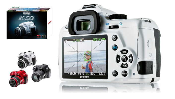 Pentax K-50 Kit bei Foto Seitz in Nürnberg Innenstadt