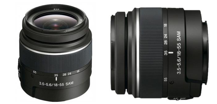Sony DT 18-55mm SAM Objektiv bei Foto Seitz