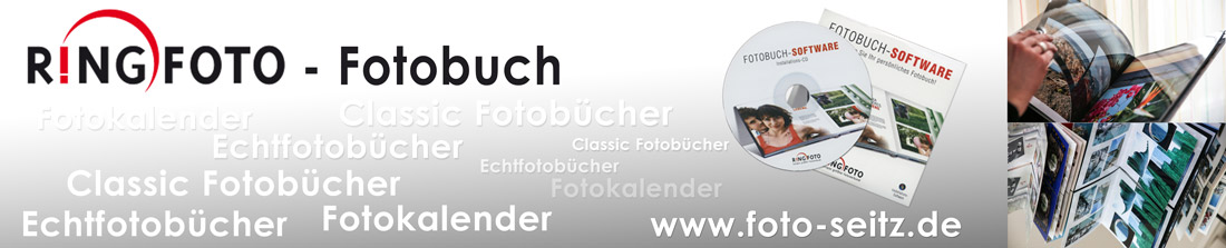 Banner Ringfoto-Fotobuch Download