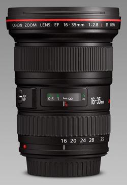 Canon EF 16-35mm 2.8 L USM bei Foto Seitz in Nürnberg