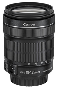 Canon EF-S 18-135mm 3.5-5.6 IS STM bei Foto Seitz in Nürnberg