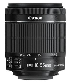 Canon EF-S 18-55mm IS STM jetzt bei Foto Seitz in Nürnberg