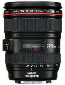 Canon EF 24-105mm F4 L IS USM jetzt bei Foto Seitz in Nürnberg