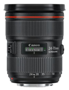 Canon EF 24-70mm 2.8L II USM bei Foto Seitz in Nürnberg