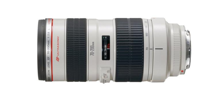 Canon EF 70-200mm f2.8 L USM bei Foto Seitz