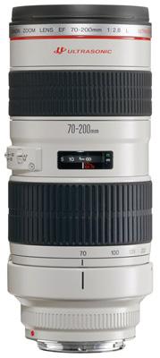 Canon EF 70-200mm f2.8 L USM bei Foto Seitz in Nürnberg