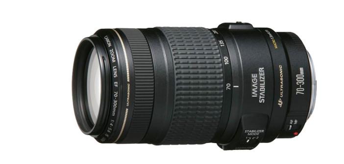 Canon EF 70-300mm 4-5.6 IS USM bei Foto Seitz