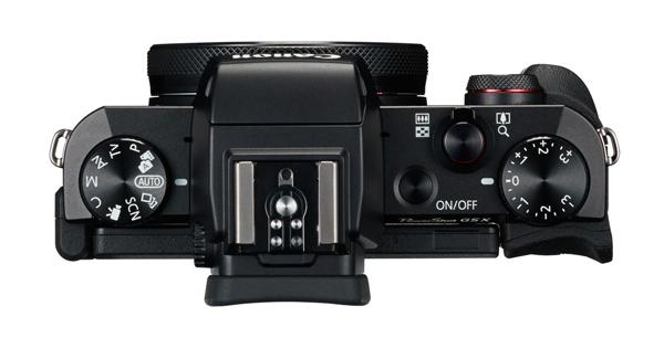 Canon G5X bei Foto Seitz in Nürnberg