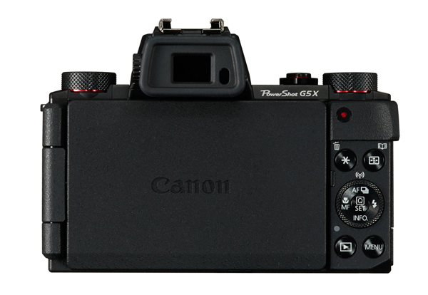 Canon G5X bei Foto Seitz in Nürnberg Innenstadt