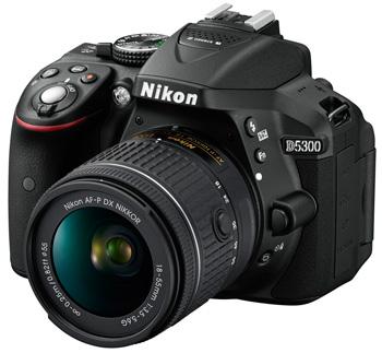 Nikon D5300 jetzt bei Foto Seitz in Nürnberg Innenstadt