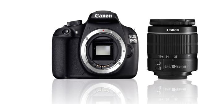 Canon EOS 1200D Kit jetzt bei Foto Seitz