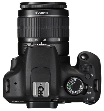 Canon EOS 1200D jetzt bei Foto Seitz in Nürnberg
