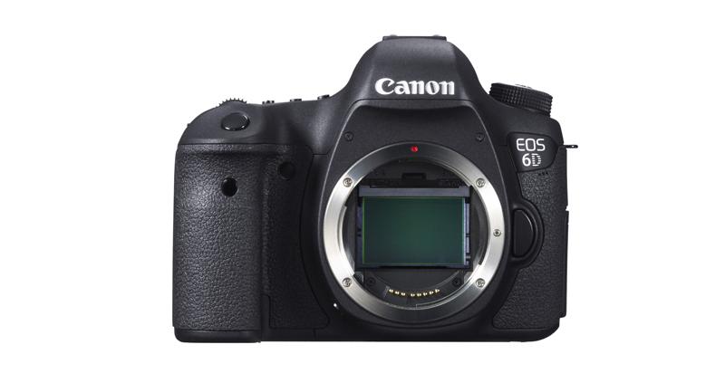Canon EOS 6D jetzt bei Foto Seitz