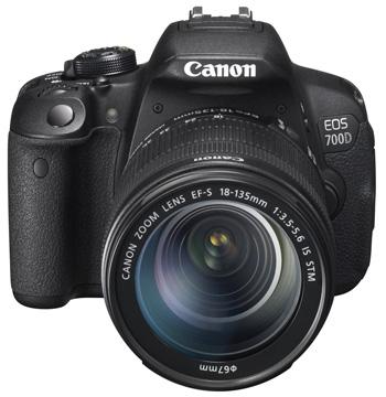 Canon EOS 700D bei Foto Seitz