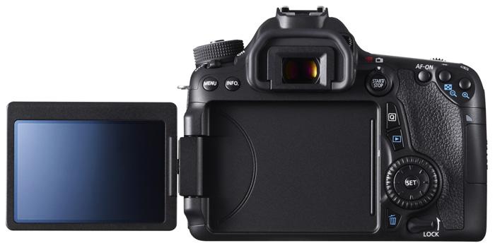 Canon EOS 70D bei Foto Seitz in Nürnberg