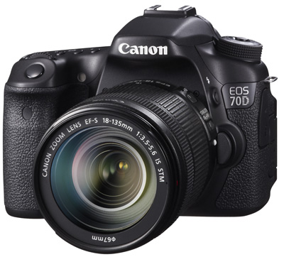Canon EOS 70D jetzt bei Foto Seitz in Nürnberg Innenstadt