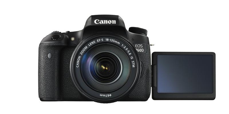 Canon EOS 760D jetzt bei Foto Seitz in Nürnberg