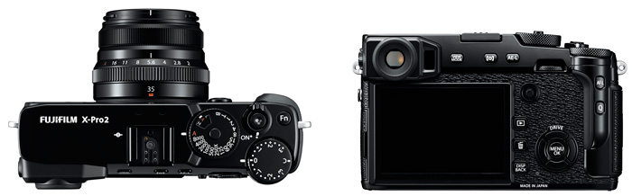 Fujifilm X-Pro2 jetzt bei Foto Seitz in der Nürnberger Innenstadt