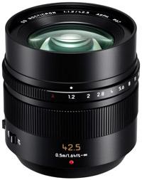 Leica DG NOCTICRON 42,5mm f1.2 ASPH. bei Foto Seitz